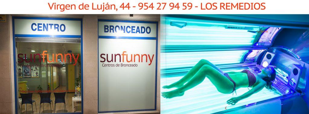 Centro de Bronceado en Los Remedios | SunFunny